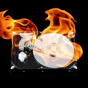 Burnt-Hard-Drive-Recovery